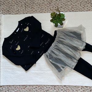 BCBG kid outfit